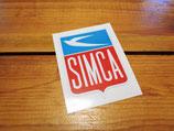 "Autocollant ""Logo blason Simca"""
