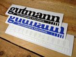 """Autocollant """"Gutmann Automobil Technic"""" Peugeot"""