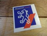 """Autocollant """"Peugeot Sport"""" années 90"""