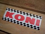 """Autocollant amortisseurs """"Koni"""""""