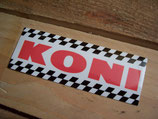 "Autocollant ""Koni"""