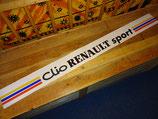 """Bandeau pare-soleil """"Clio Renault Sport"""""""