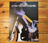 Affiche 60x40 - MBK 51 CF