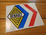 """Autocollant """"Logo Renault France""""  25cm"""
