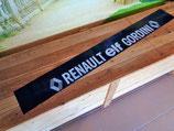 """Pare soleil """"Renault Elf Gordini"""""""