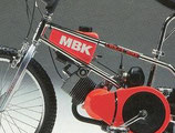 "Kit deco MBK ""Crazy bike"""