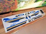 Kit deco MBK 51 Magnum Racing 1988