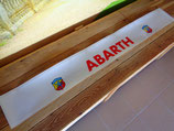 """Pare-soleil Fiat """"Abarth"""""""