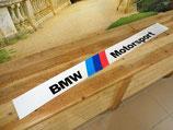 """Bandeau pare-soleil """"BMW Motorsport"""""""