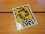 """Sticker """"Logo Renault (1972-1992)"""""""