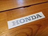 "Autocollant ""Honda"" arrière Honda Civic / CRX ED9"