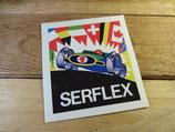 "Autocollant ""Serflex"""