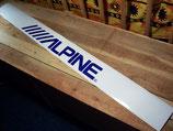 """Bandeau pare-soleil """"Alpine"""" à partir de 1993"""