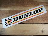 """Autocollant """"Dunlop"""""""
