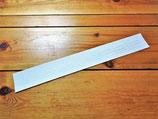 """Bandeau """"SIPS Side Impact Protection System"""" de lunette arrière Volvo (1992-1993)"""
