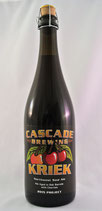 Cascade Brewing Kriek 2015 Project