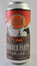 FiftyFifty Donner Party Porter