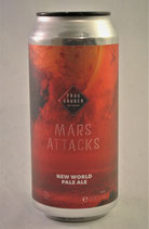 Frau Gruber Mars Attacks   New World Pale Ale
