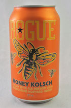 Rogue Honey Kolsch (Kölsch in der Dose)