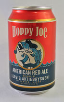 Lervig Hoppy Joe American Red Ale.