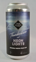 Frau Gruber Thunderstorm and Neon Lights Double IPA