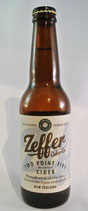 Zeffer Two Point Five Crumble Cider
