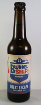 Buddelship Great Escape India Pale Ale