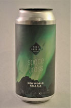 Frau Gruber Space Grass  New World Pale Ale
