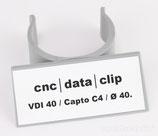 Clip VDI40 / CAPTO C4 / ø40