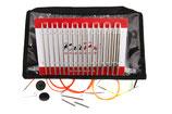 KnitPro - NovaMetal - Set Deluxe d'aiguilles interchangeables
