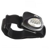 Linterna frontal, 5 LEDs
