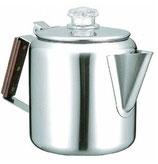 I.キャプテンスタッグ 18-8ステンレス製パーコレーター6カップ