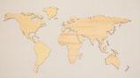 World map  Natural