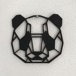 Houten panda