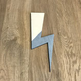 Wooden colored lightning