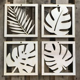 Lijstjes tropical leafs