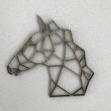 Paard geometrisch