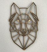 Wolf geometrisch