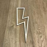 Wooden lightning