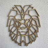 Leeuw geometrisch