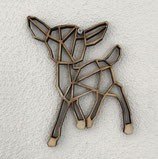 Wooden little deer