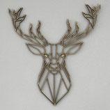 Deer geometric