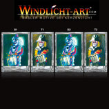 Basler Fasnacht - Artist Windlicht N° 10