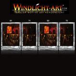 Basler Fasnacht - Artist Windlicht N° 18