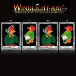 Basler Fasnacht - Artist Windlicht N° 21