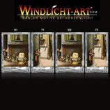 Basler Fasnacht - Artist Windlicht N° 22