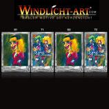 Basler Fasnacht - Artist Windlicht N° 5