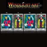 Basler Fasnacht - Artist Windlicht N° 17