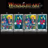 Basler Fasnacht - Artist Windlicht N° 15