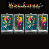 Basler Fasnacht - Artist Windlicht N° 11